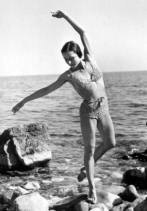 The evolution of swimsuits over the past 100 years